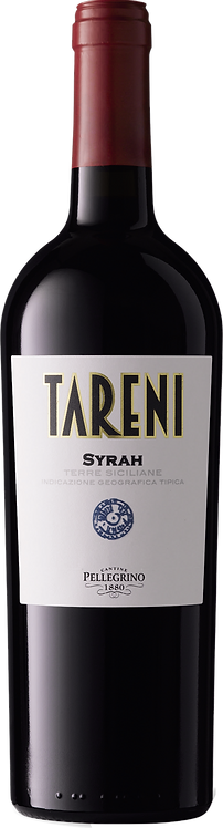 Tareni Syrah IGT - Carlo Pellegrino - Sicily