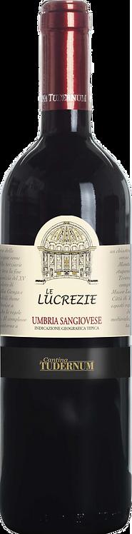 Le Lucrezie Sangiovese Umbria IGT - Tudernum - Umbria