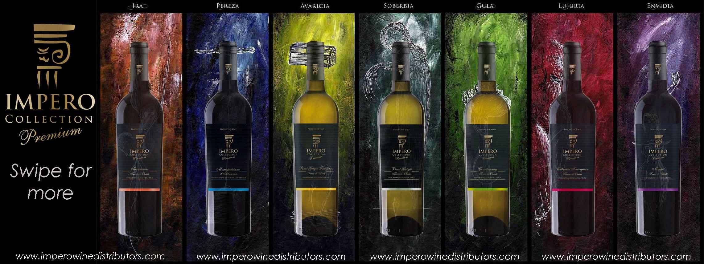 Seven Deadly Wines (Swipe)