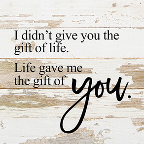 Life Is A Gift – Day 9
