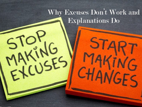 Will Excuses Be Your Defeated Foe? - Day 16