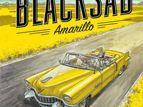 BLACKSAD: AMARILLO WINS HARVEY AWARD!!
