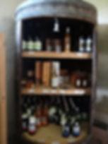 Cidre Bio en vente à La ferme de la Forge, en Normandie, entre Cherbourg et les Pieux, au coeur du Cotentin