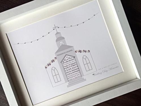 Wedding Chapel Design