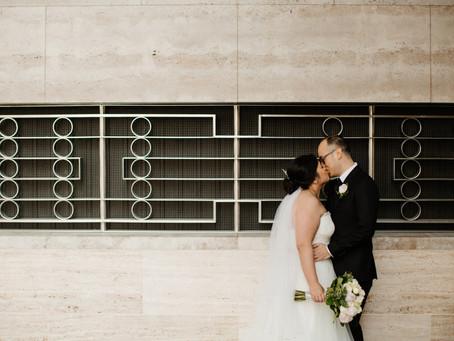 Envision Spotlight Couple: Elynn and Michael