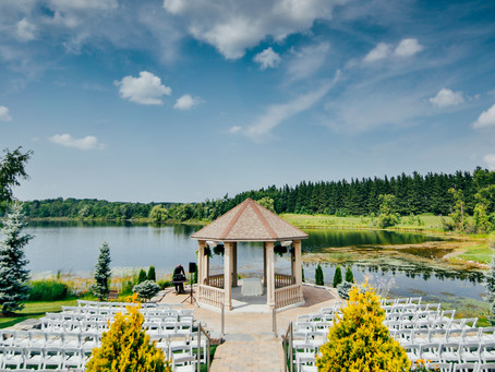 10 Simple Tips of Weather-Proofing Your Outdoor Wedding