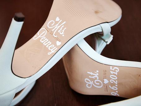 Featured Wedding: Jillian + Cory