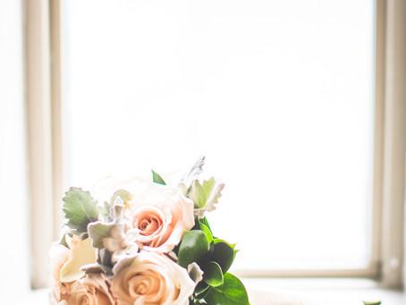 Featured Wedding: Debbie + Colin