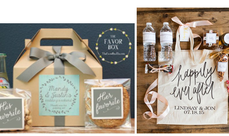 Welcome Gifts Your Guests Will Love