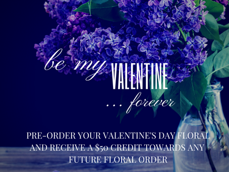 Be My Valentine Forever - a Promotion