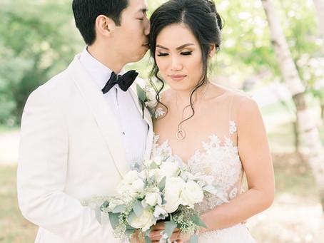 Featured Couple: Rachel + Ryan