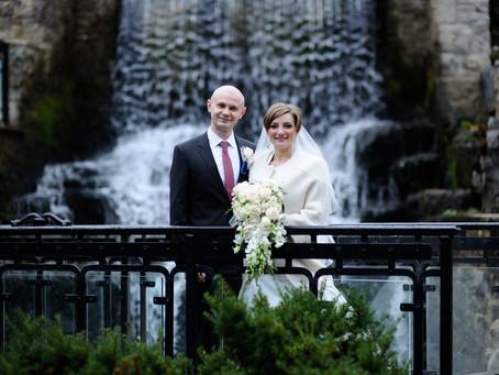 Featured Wedding: Anna + Viktor