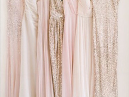 Metallic Wedding Trends!