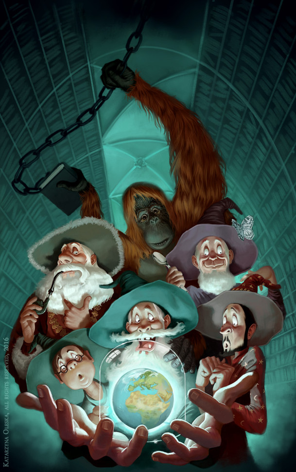 New Terry Pratchett book covers 2/2