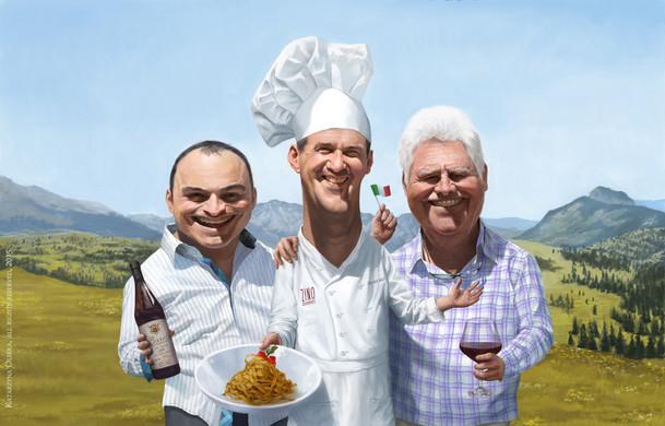 Zino Restaurant Commission