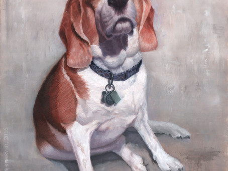 Portrait of Jack