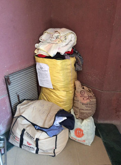 Collection drive for Woollens