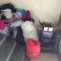 Clothes Collection Drive for Goonj