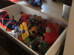 Cluttered Toys