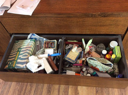 Stressful state of a Medicine Drawer