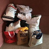 Shoes,Bags,Books Collection Drive
