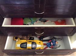 Uncluttered Toys