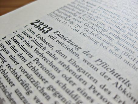 """""""Du sollst nicht stehlen!"""" -  Nicht nur ein Gebot in der christlichen Bibel."""