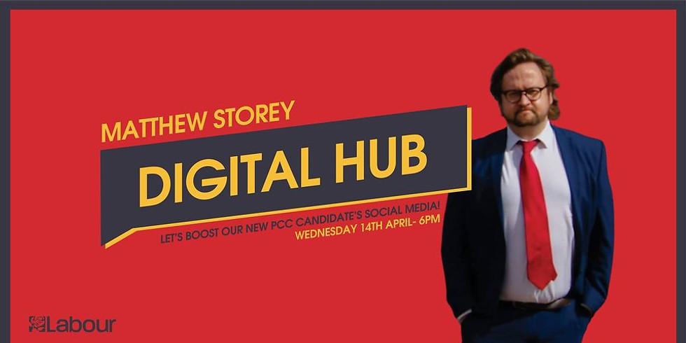 Digital Hub Event