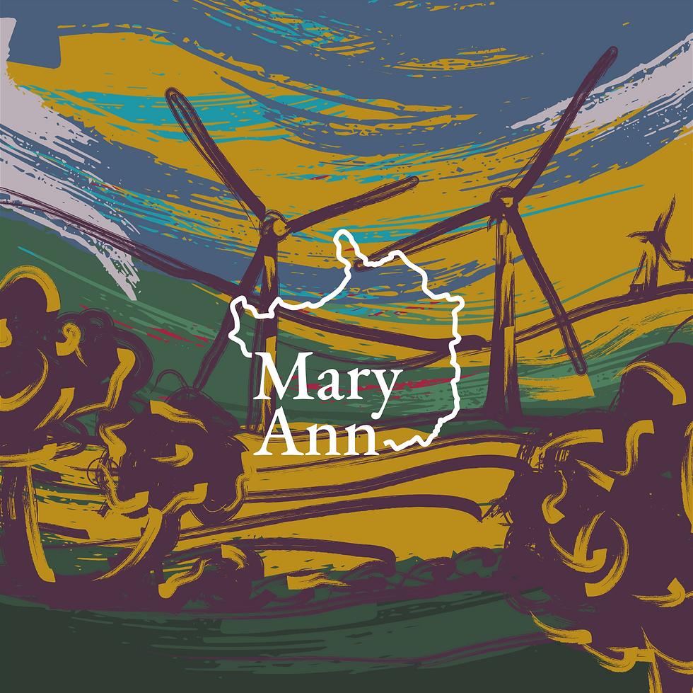 Vote Mary Ann