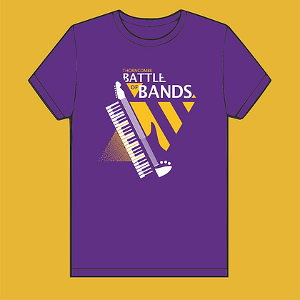 Women's Purple T-Shirt (Limited Edition)