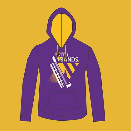 Purple Hoodie (Limited Edition)