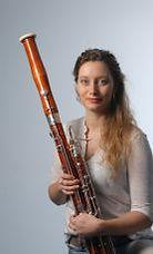 Anette Falk, Fagott, Les Cinq