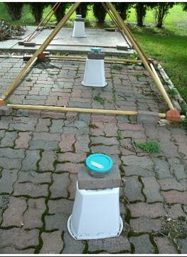 Nancy Nelson's Pyramid Experiment--Watrmelon