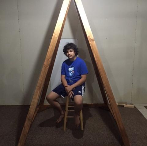 The Deluxe Nubian Meditation Pyramid