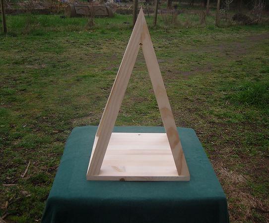 The Nubian Tabletop Pyramid