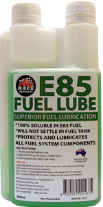 Alky E85 Fuel Lube