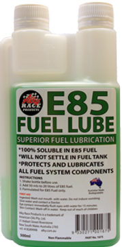 Alky Race Products E85 Fuel Lube