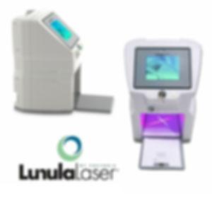 lunula cold nail laser concord foot clinic