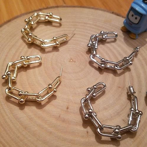 Chain Küpe