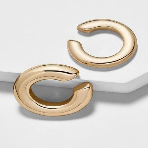 Klasik earcuff / Altın