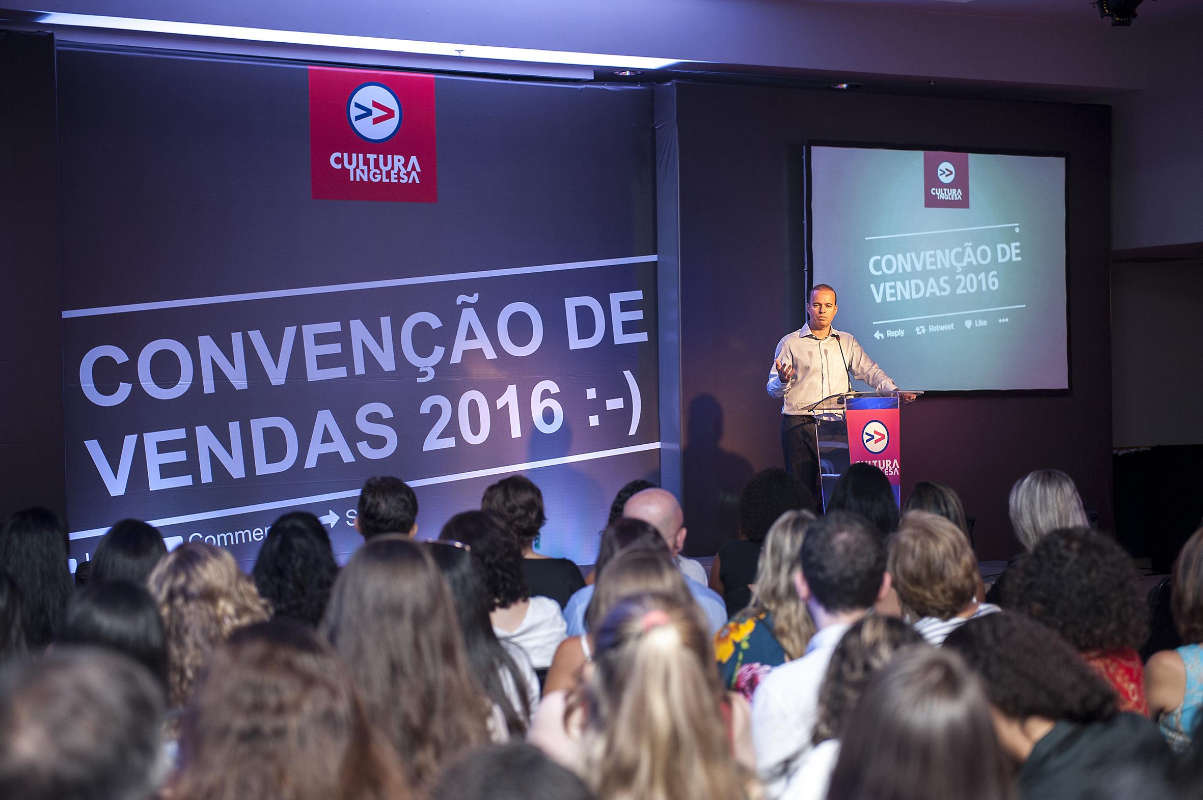 Convenção de Vendas Cultura Inglesa