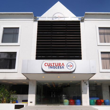 Filial Cultura Inglesa - Barra - RJ