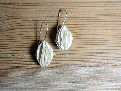 Stunning Designer Silver Earring