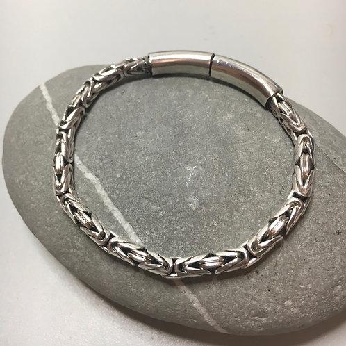 Bali style Silver Bracelet