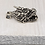 Thumbnail: Silver Carved Dragon Head Pendant
