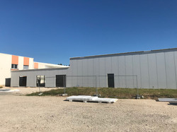 Extension d'usine