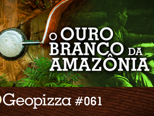 O Ouro Branco da Amazônia #61