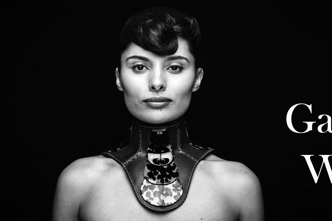 Portrait de l'actrice Gabriella Wright