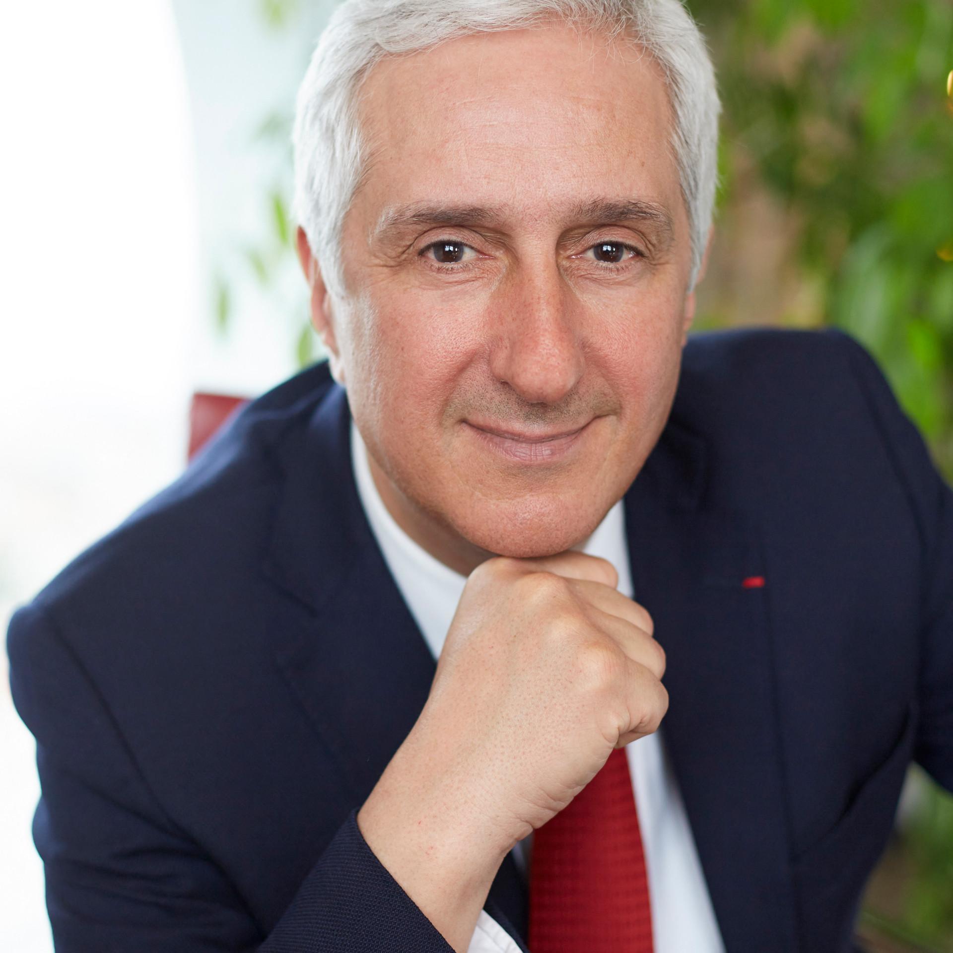 LAYANI_Stéphane - Président du Marché de Rungis