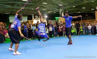 Double Dutch : Après les championnats de France, l'enthousiasme au bout de la corde